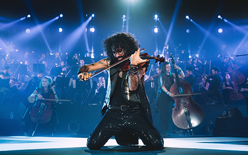 Ara Malikian - The Incredible World Tour of Violin - 2018