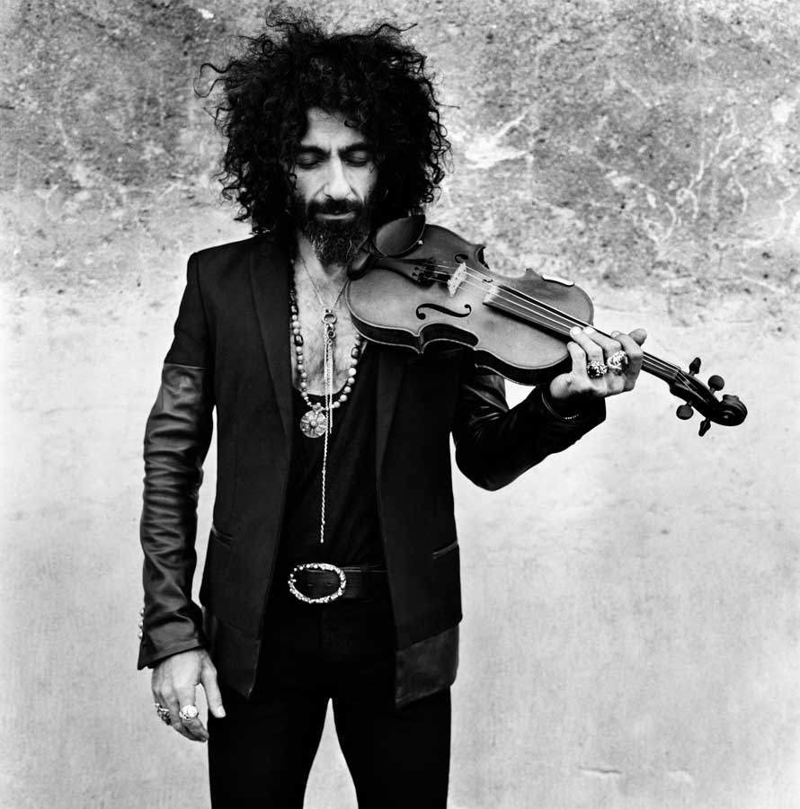 Royal Garage World Tour Ara Malikian Anton Corbijn